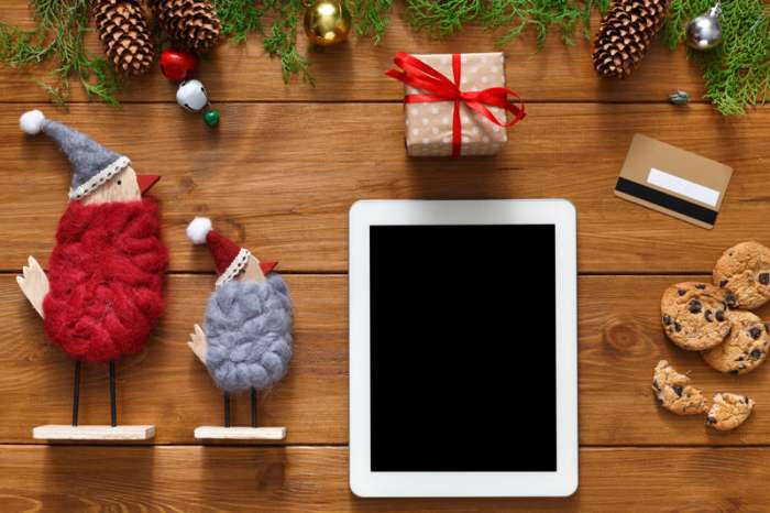 strategia web marketing Natale
